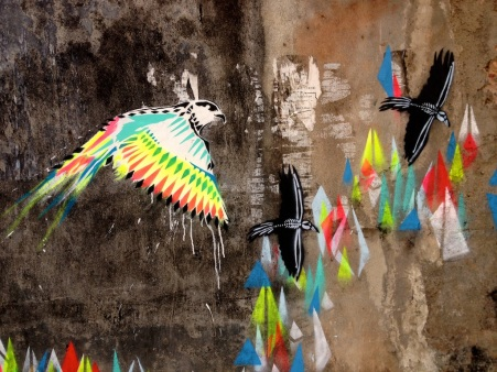 Vexta's street art