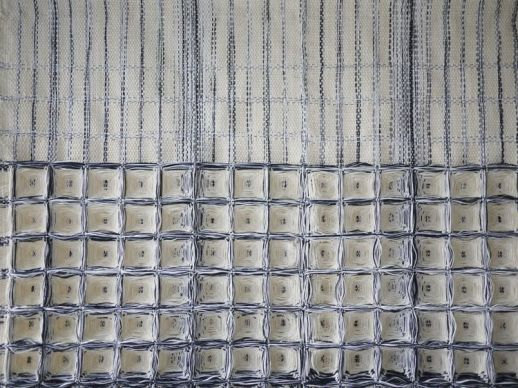 Blueprint Series, Hiroko Takeda, 2014-2015, NY Studio, various, mixed nautral fibers 1.jpg