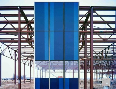 Eero Saarinen, IBM Building (Rochester, MN) 1958