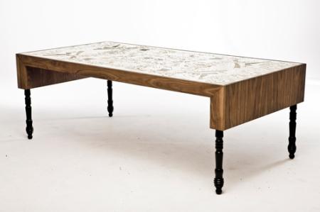 Burlesque Table