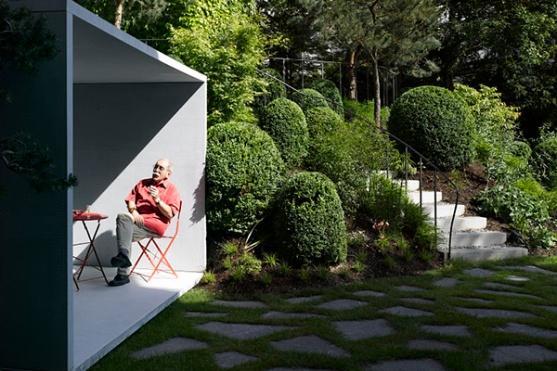 translucent concrete smoking pavillion 21 website