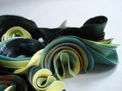 Ivana Brenner's sculptural work