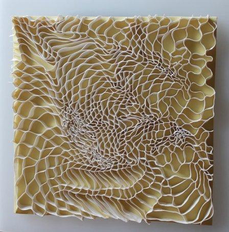 Porcelain Comb