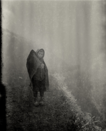 """Fog, Child, Frost"" (2006) Silver gelatin print, several sizes © Courtesy of M97 Gallery 