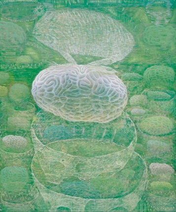 Peter Graham's paintings
