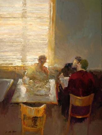 Dan McCaw's paintings