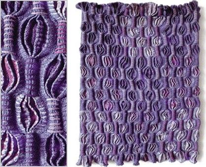 Inge Dusi's textiles