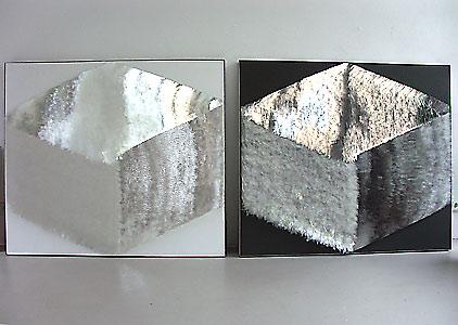 Josepha Gasch Muche's glass sculptural pieces