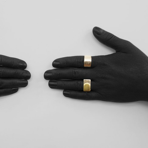 Vika Tonu's jewellery