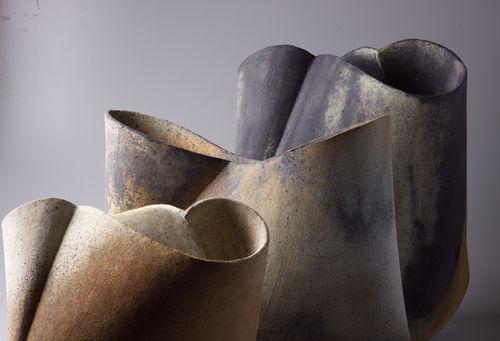 Mihara Ken's ceramics