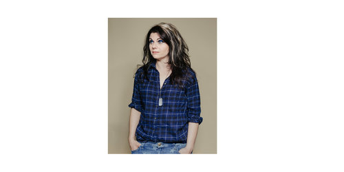 Caitlin Moran, English journalist, author and broadcaster - MACLEAN'S