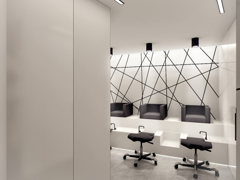MALVI's interior design work