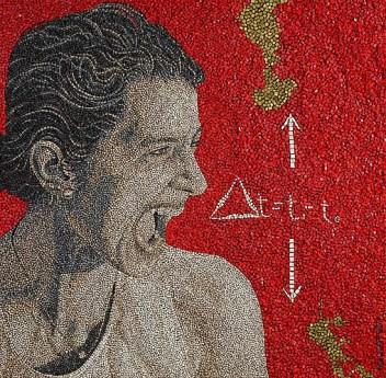Salvador Andrea's mosaic art