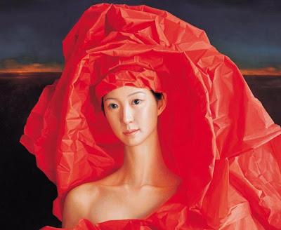Zeng Chuanxing's paintings
