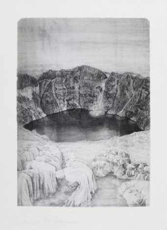 ASSEMBLY AT CRATER LAKE (DETAIL)