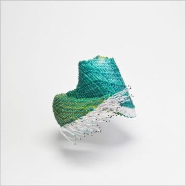 Jimin Kim's paper jewellery
