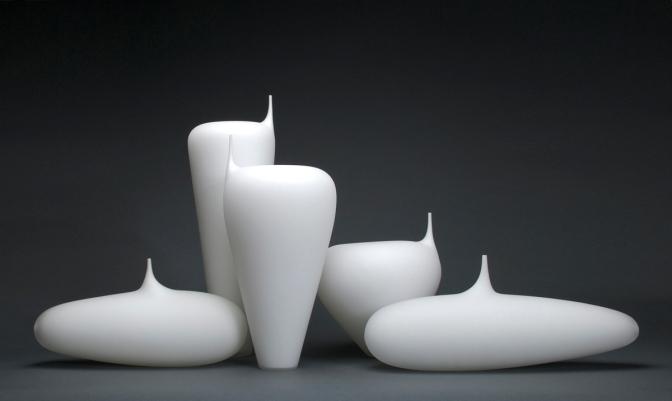 Asymmetries (white)
