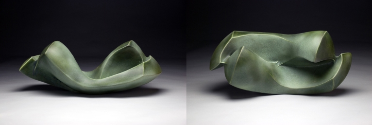 """Shift"" Series (Green), 2012"