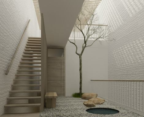 Tropical Spaces' architecture