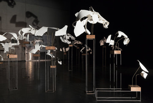 Animals 2015 CarriageWorks, Sydney
