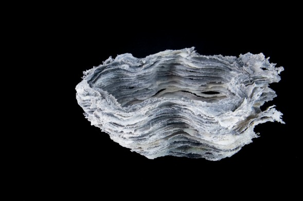 7.c wilson smith_ 2013_ Winter's Granite_ Glass_ 8x8x6 inches.jpg