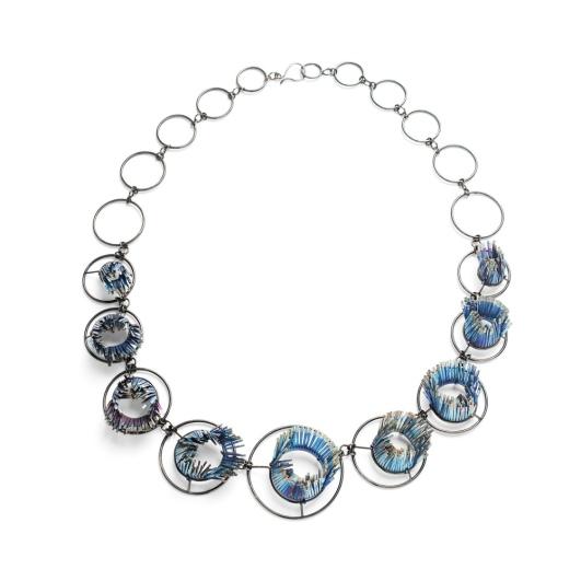 Windswept necklace