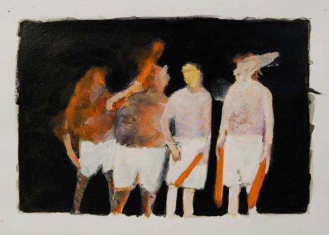 Tony Bragg's painting & drawing