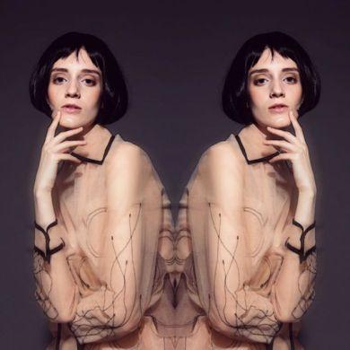 Alessandra Richter's fashion
