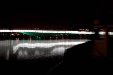 Dissing + Weitling's bridge design