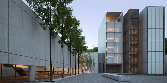 Concurso | Fundação Casa Ruy Barbosa Localização: Rio de Janeiro-RJ Área: 2.150,00 m² Ano:2013 Colaboração com Atria Arquitetos
