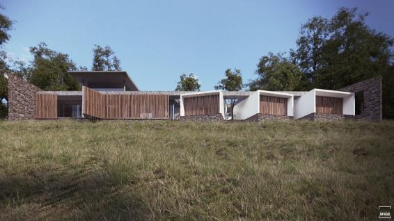 Residência | AM Localização: Brasília-DF Área: 350,00 m² Ano: 2012