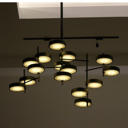 Mobile chandelier www.ockdesigns.com #lighting #lamps #chandelier #design #ongcenkuang