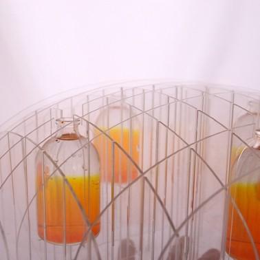 Interlocking vase #interior #origami #acrylic vase #minimalist #contemporary design