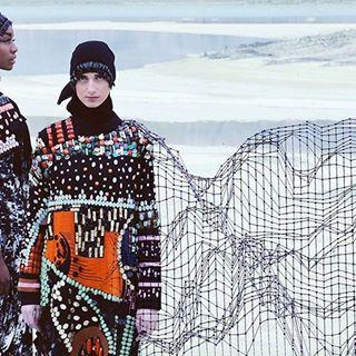 jfwofficial #Repost @jellylondon with @grabapp On the blog: James Dawe's co - identity artwork for #IFS2016 #fashionutopias @britishfashioncouncil @british_design #londonfashionweek @somersethouselondon #lfw #fashion #london #design #landscape #mwsh #photography #jamesdawe @jrdawe @open_dawe Awesome artwork for @dianpelangi indeed! #IndonesiaFashionForward #coidentity @Odette.Steele @nellyroselondon