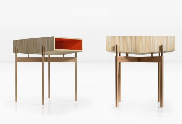 Back to KGBL, N.Y. for a second look at their furniture, including ...
