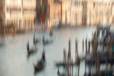 Hommage to Canaletto. Venice, 2012