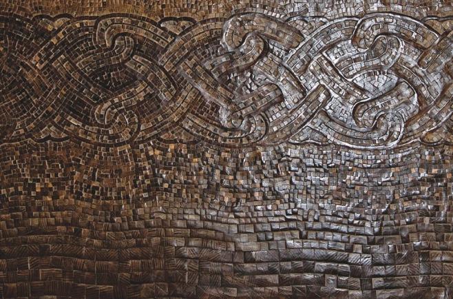 Mosaic Series MC 002 Border Mosaic