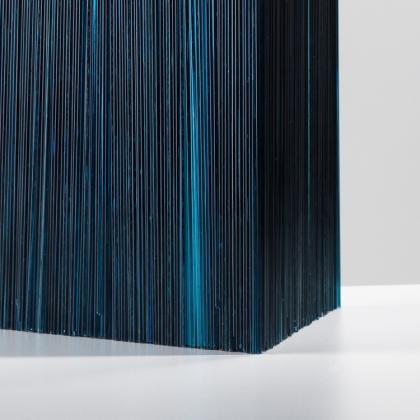 Blue Weight (Detail)