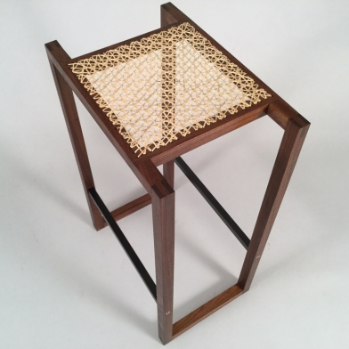 Miraculous Peg Woodworking Is Kate Caseys Joinery Woven Cord Caraccident5 Cool Chair Designs And Ideas Caraccident5Info