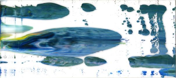 Blue gliding