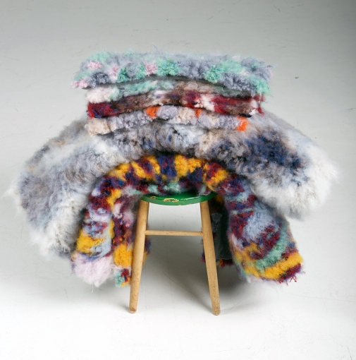 Various rug works, 2016-2017